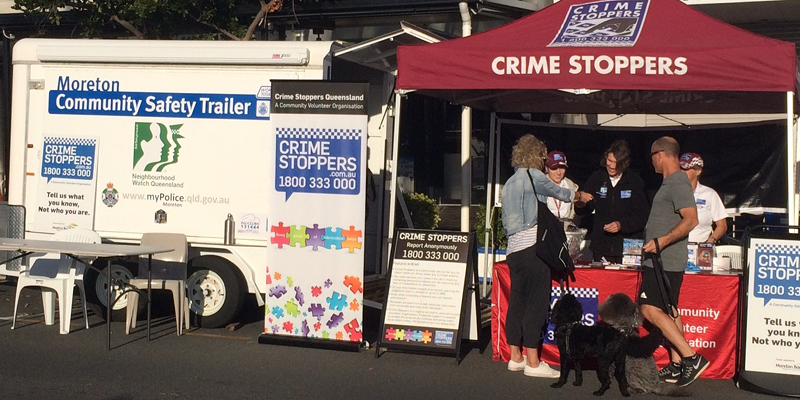 police at redcliffe markets